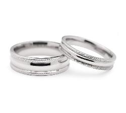 """Kullast abielusõrmused """"VKA 321"""""""