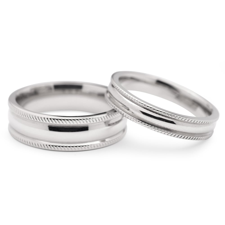 "Gold wedding rings ""VKA 321"""