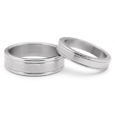 """Kullast abielusõrmused """"VKA 314"""""""