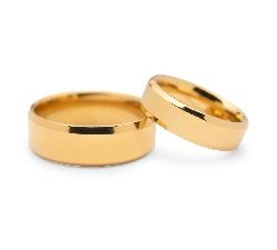 """Kullast abielusõrmused """"VKA 320"""""""