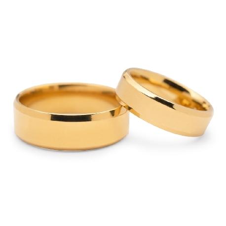 "Gold wedding rings ""VKA 320"""