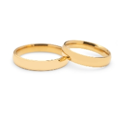 "Gold wedding rings ""VKA 315"""