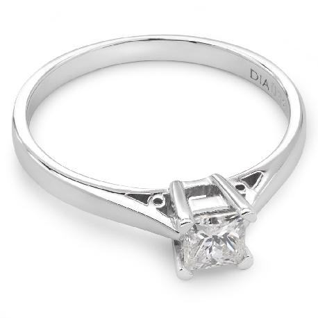 """Teemantiga kihlasõrmus """"Ainus 19"""""""