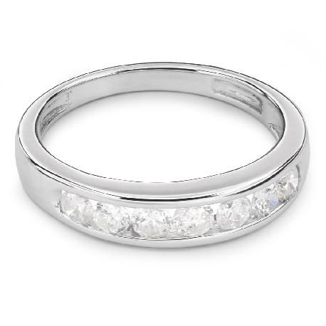 """Briljantidega kuldsõrmus """"Teemantidega lint 24"""""""