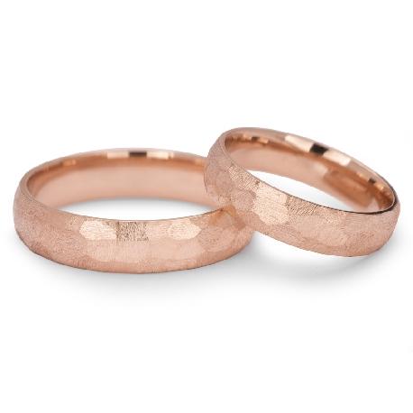 """Kullast abielusõrmused """"VK128 37"""""""