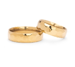 "Gold wedding rings ""VKA 310"""