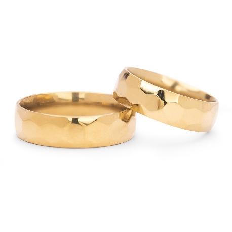 "Gold wedding rings ""VKA 310"""
