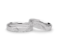 """Auksiniai vestuviniai žiedai """"VM127"""""""