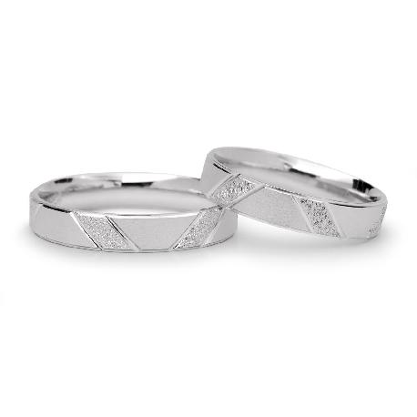 "Gold wedding rings ""VKA 303"""