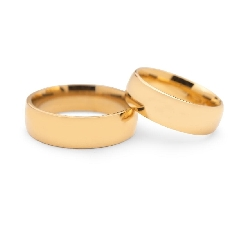 "Gold wedding rings ""VKA 316"""