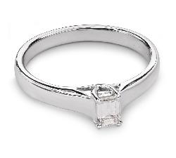 """Teemantiga kihlasõrmus """"Tugevus 63"""""""