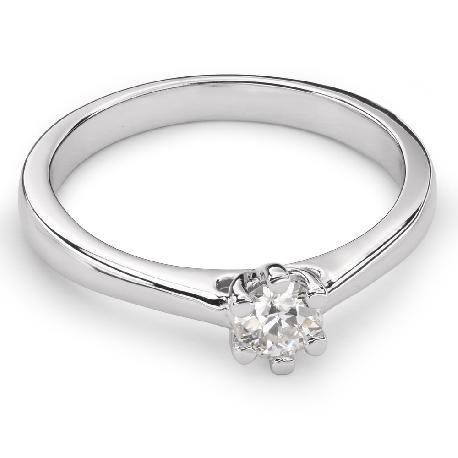 """Teemantiga kihlasõrmus """"Printsess 69"""""""
