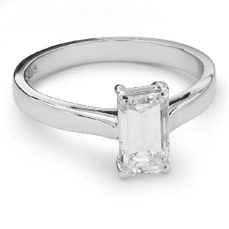 """Teemantiga kihlasõrmus """"Unustamatu 13"""""""