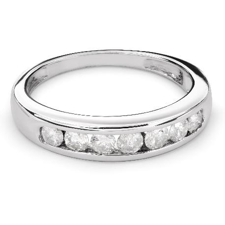 """Briljantidega kuldsõrmus """"Teemantidega lint 45"""""""