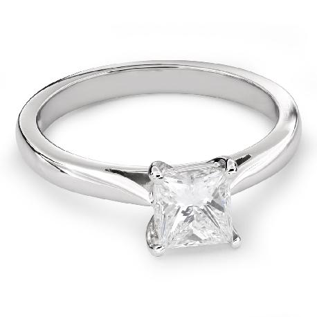 """Teemantiga kihlasõrmus """"Printsess 63"""""""