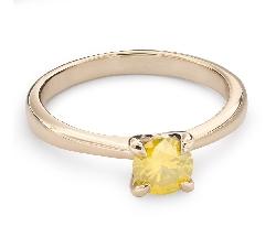 """Teemantiga kihlasõrmus """"Värvid 47"""""""