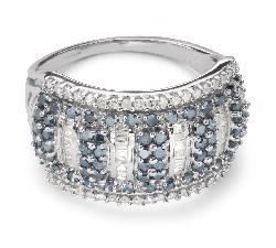 """Teemantidega kuldsõrmus """"Värvid 59"""""""