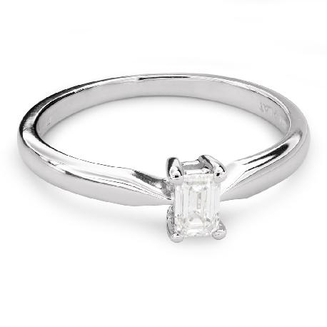 """Teemantiga kihlasõrmus """"Tugevus 101"""""""