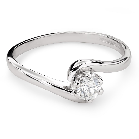"""Briljandiga kihlasõrmused """"Armastuse embus 44"""""""