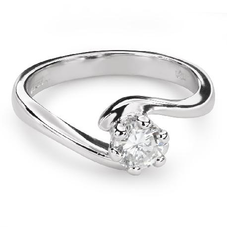 """Briljandiga kihlasõrmused """"Armastuse embus 45"""""""