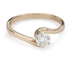 """Briljandiga kihlasõrmused """"Armastuse embus 48"""""""