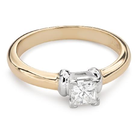 """Teemantiga kihlasõrmus """"Printsess 87"""""""