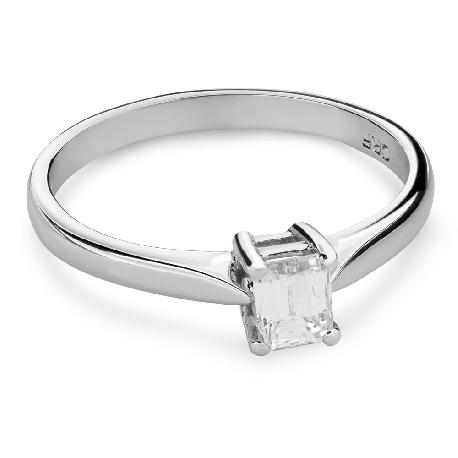"""Teemantiga kihlasõrmus """"Tugevus 107"""""""