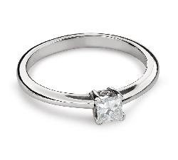 """Teemantiga kihlasõrmus """"Printsess 90"""""""