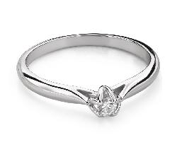 """Teemantiga kihlasõrmus """"Jumalanna 142"""""""