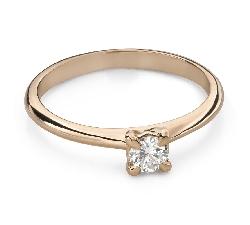 """Teemantiga kihlasõrmus """"Jumalanna 145"""""""