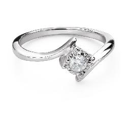 """Briljandiga kihlasõrmused """"Armastuse embus 55"""""""