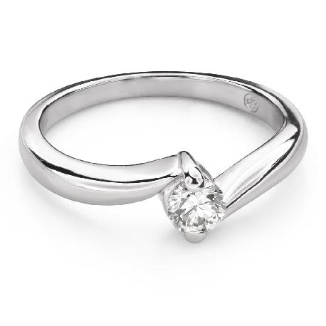 """Briljandiga kihlasõrmused """"Armastuse embus 56"""""""