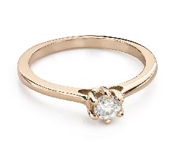 """Briljandiga kihlasõrmused """"Südame kuninganna 27"""""""