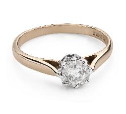 """Briljandiga kihlasõrmused """"Armastatu 144"""""""