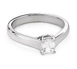 """Teemantiga kihlasõrmus """"Põimunud saatused 62"""""""