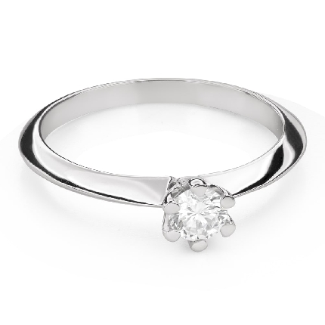 """Briljandiga kihlasõrmused """"Printsess 50"""""""