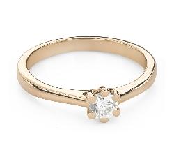 """Briljandiga kihlasõrmused """"Printsess 52"""""""