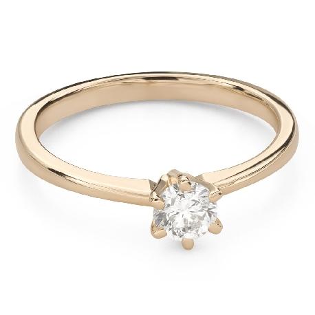 """Briljandiga kihlasõrmused """"Printsess 62"""""""