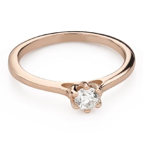 """Briljandiga kihlasõrmused """"Südame kuninganna 33"""""""