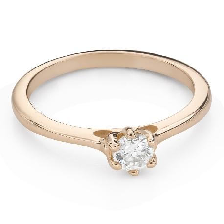 """Briljandiga kihlasõrmused """"Südame kuninganna 36"""""""