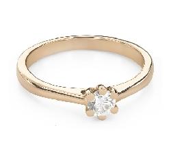 """Briljandiga kihlasõrmused """"Printsess 118"""""""