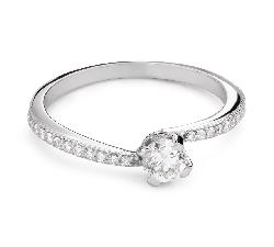 """Briljandiga kihlasõrmused """"Armastuse embus 68"""""""