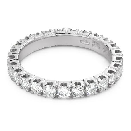 """Briljantidega kuldsõrmus """"Teemantidega lint 58"""""""