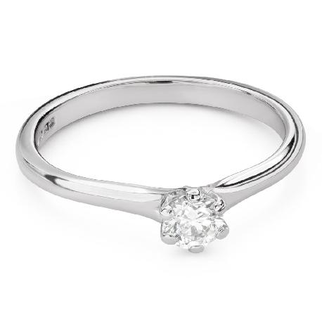 """Teemantiga kihlasõrmus """"Printsess 126"""""""