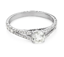 """Briljandiga kihlasõrmused """"Armastatu 34"""""""
