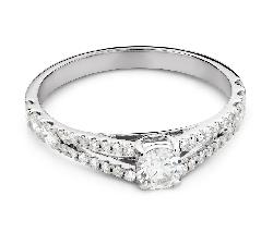 """Briljandiga kihlasõrmused """"Armastatu 35"""""""